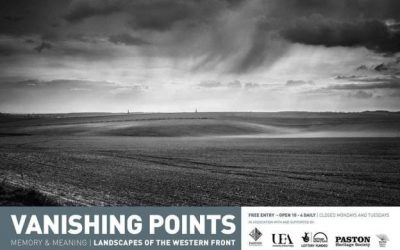 NICK STONE, Vanishing Points: Memory and Meaning – Landscapes of the Western Front